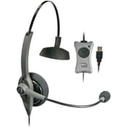 Vxi 203011 Monaural Headset With Noise Cancelling Microphone