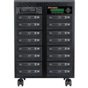 Aleratec™ 260206 Standalone 1:15 Blu-ray/DVD/CD Duplicator, USB 3.0 Interface