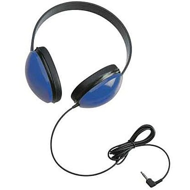 Califone® Ergoguys 2800 Children's Stereo Headphone, Blue