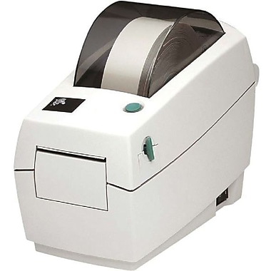 Zebra Technologies® 2824 Plus Series 203 dpi Desktop Printer 6.8in.(H) x 4.4in.(W) x 8 1/2in.(D)