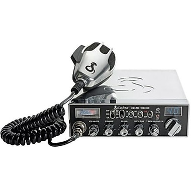 Cobra® 29 LTD 4 W Charcoal CB Radio