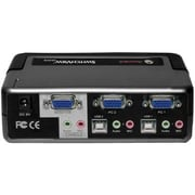 Avocent® Switchview™ 2SVPUA10-001 KVM Switch, 2 Ports
