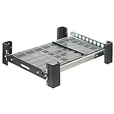 Innovation First 2USHL-130 28in. Heavy Duty Sliding Rack Mount Shelf