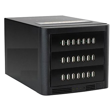Aleratec™ 330104 Standalone 1:21 Copy Cruiser USB Flash Drive Duplicator, USB 2.0 Interface