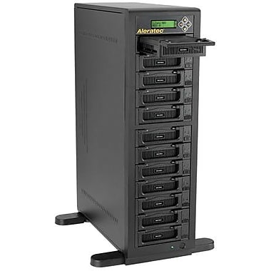 Aleratec™ 350124 Standalone 1:11 Copy Dock Hard Drive Duplicator, USB 3.0 Interface