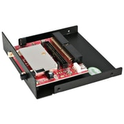 "StarTech 3 1/2"" Drive Bay IDE to Single CF SSD Adapter Card Reader"