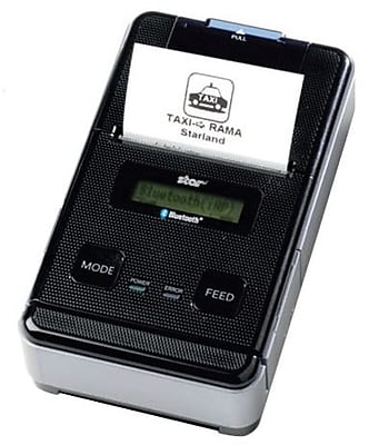 Star Micronics SM-S220I 203 dpi 80 mm/sec Bluetooth Receipt Printer