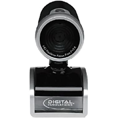 Digital Innovations ChatCam 4310300 Webcam, 720p HD