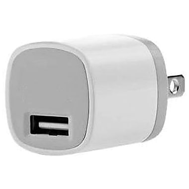 4XEM™ 4XAPPLECharger Universal Wall Charger For iPhone, iPod, iPad, 5 VDC