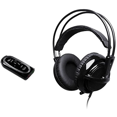 SteelSeries Siberia v2 USB Gaming Headset - Black