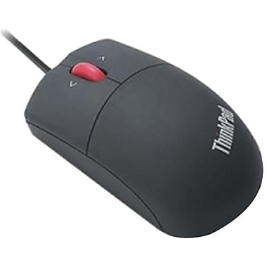 Lenovo® 57Y4635 Wired ThinkPad Laser Mouse