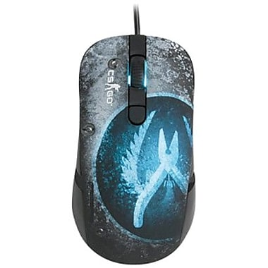 SteelSeries CS:GO KANA 62031 Wired Optical Mouse