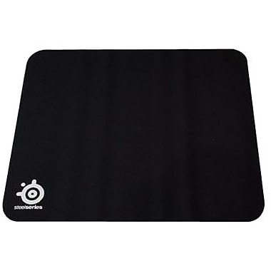 SteelSeries QcK 0.08in.(D) Nonslip Base Rubber Mini Gaming Mouse Pad, Black