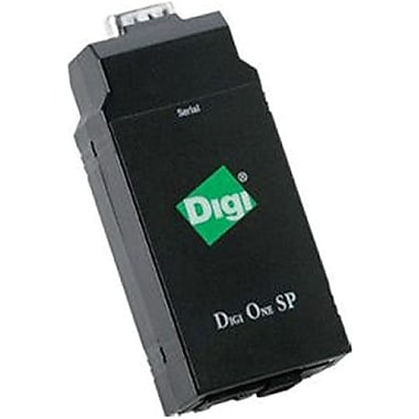 DIGI International® One® SP 70001852 Device Server, 1 Port