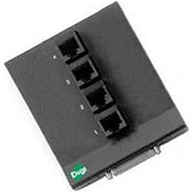 Digi® International 76000526 4 Port DTE RJ-45 Connector Box