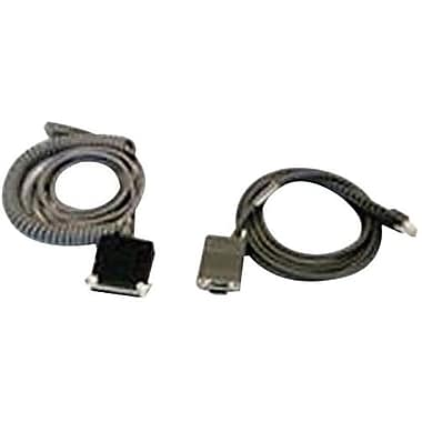 Datalogic® 8-0730-04 Serial Cable For PSC Magellan Barcode Scanner, 15'(L)