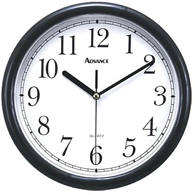 Geneva Clock 2054AT Advance Analog Alarm Clock