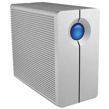 Lacie Thunderbolt™ 9000246 2big External Hard Drive, 8 TB