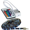 Calrad® 92-301 LED 4 Wire Strip RGB 5 Lighting