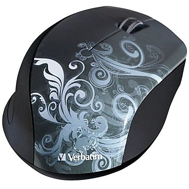 Verbatim® 97786 Wireless Optical Mouse
