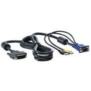 HP® AF613A KVM Console USB Cable, 6'(L)