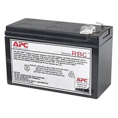 APC® APCRBC110 Replacement Battery Cartridge
