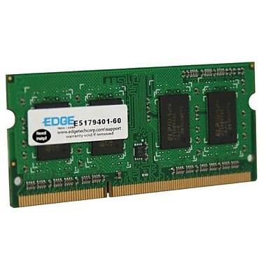 Edge™ 55Y3717-PE DDR3 SDRAM (204-Pin SoDIMM) Memory Module, 4GB