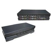 RF-Link™ AVS-41 4-Way AV Selector With S-Video