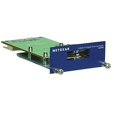 NETGEAR ProSAFE AX742 Gigabit Stacking Kit, 24 Gb/s