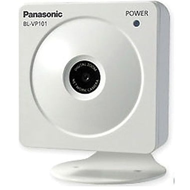 Panasonic® BL-VP101P Network Camera, 1/5in. CMOS