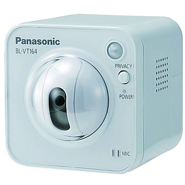 Panasonic® BL-VT164P Pan Tilt Network Camera, 1/4in. CMOS