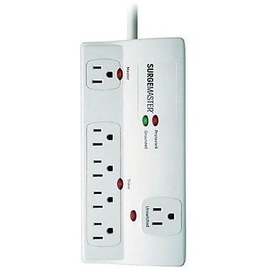 Belkin® SurgePro BM106000-06-E 6-Outlets 1080 Joule Surge Suppressor With 6' Cord