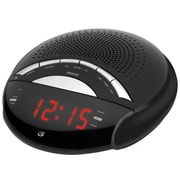 GPX® C222B Desktop Clock Radio With Dual Alarm