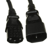 Cisco® CAB-C13-C14-JMPR Recessed Receptical Standard Power Cord, 2.3'(L)