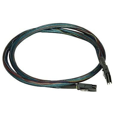 LSI® Logic CBL-SFF8087-06M 3ware Multilane Internal SATA Cable, 1.97'(L)