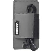 Cocoon Carrying Case For Motorola Droid Smartphone, Gunmetal Gray