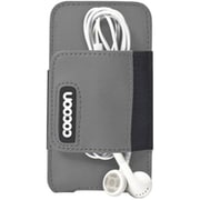 Cocoon Carrying Case For iPhone, Gunmetal Gray