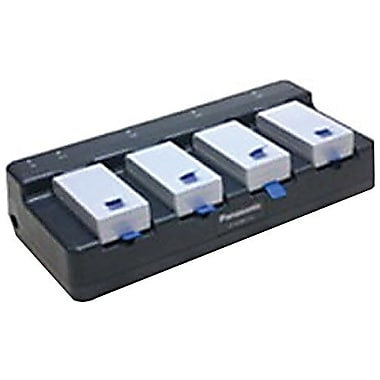 Panasonic® CF-VCBU11U 4-Bay Battery Charger For CF-VZSU53W
