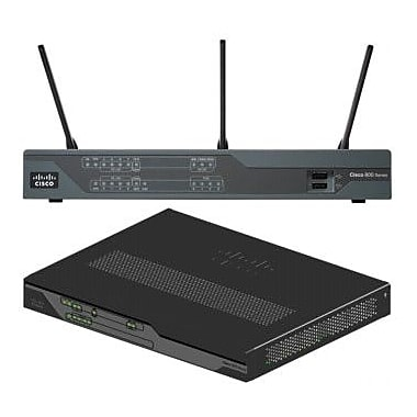 Cisco® Wireless Security Router (CISCO891W-AGN-A-K9)
