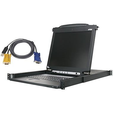 Aten® CL1008MUKIT KVM Switch With Cable, 8 Ports