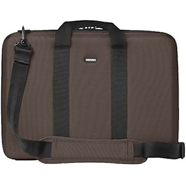 Cocoon Murray Hill CLB650 17in. Laptop Case, Java Brown