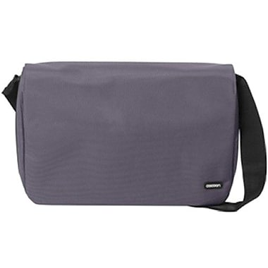 Cocoon CMB401 SOHO Messenger Bag For 16in. Laptops, GunMetal Gray