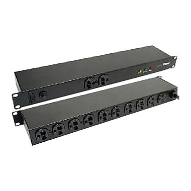 Cyberpower® CPS1220RMS Rack Mountable 2.4 kVA Power Distribution Unit