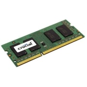 Crucial Technology CT102464BF160B DDR3 SDRAM (204-Pin SoDIMM) Memory Module, 8GB
