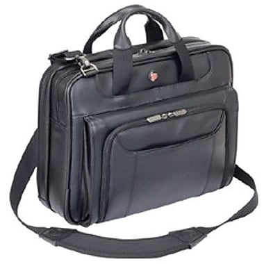 Targus® CUCT02UAL 14in. Corporate Traveler Laptop Case, Black