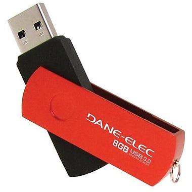 Dane-Elec DA-U3 USB 3.0 Flash Drive, 8GB