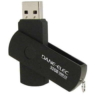 Dane-Elec DA-U3 USB 3.0 Flash Drive, 32GB