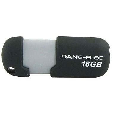 Dane-Elec DA-ZMP-CA-R3-R USB 2.0 Flash Drive, 16GB