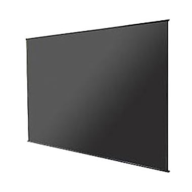 Elite Screens™ DIY Wall Series 116in. Projector Screen, 16:9, Black Matte Casing