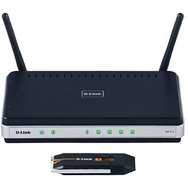 D-Link® DKT-408 Wireless N USB Network Starter Kit